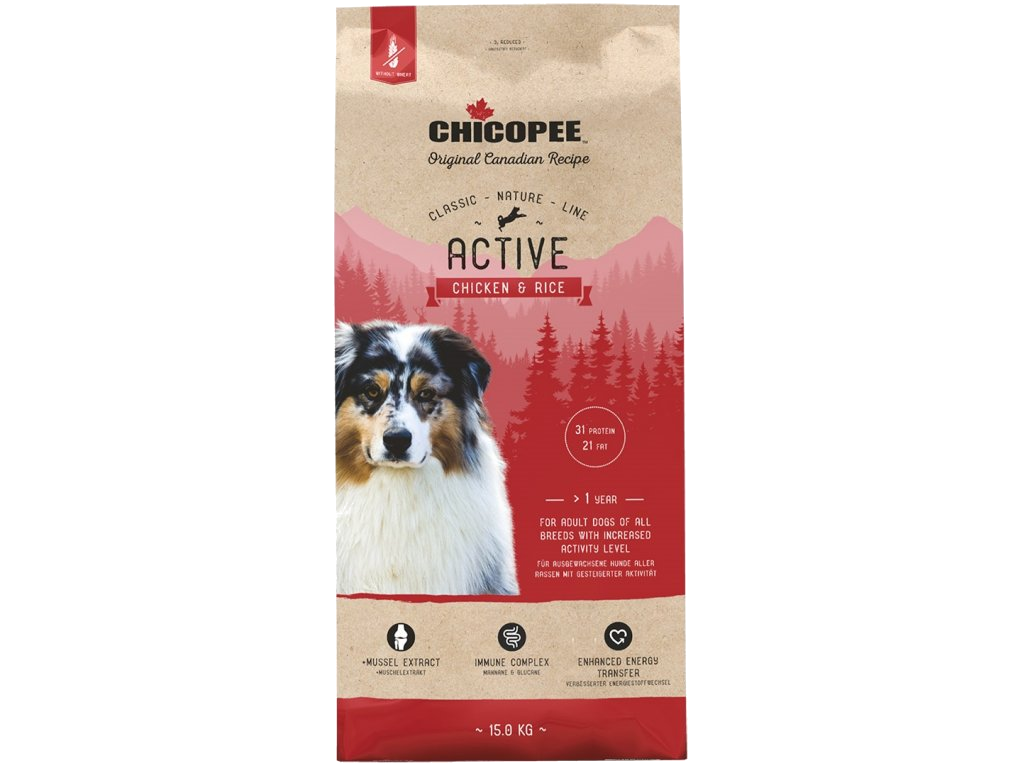 Chicopee adult active 15kg