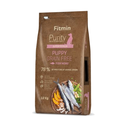 Fitmin Purity Puppy Fish Grain Free 2kg