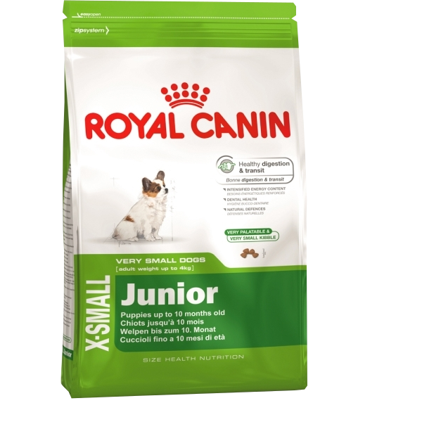 Royal Canin Junior X-Small 500g