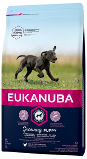 Eukanuba Dog Puppy Large 15kg