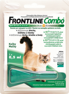 Frontline Combo spot on Cat 1x0,5ml