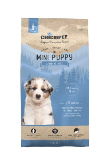 Chicopee clasic nature Mini Puppy Lamb&Rice 2kg