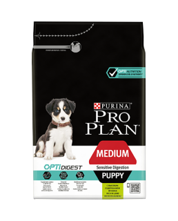 ProPlan Dog Puppy Medium Sensitive Digestion 3kg