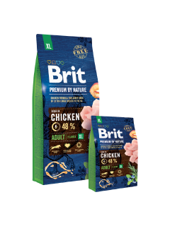 Brit Premium Dog by Nature Adult XL 15kg