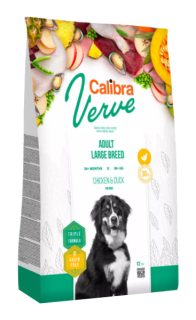 Calibra Dog Verve GF Adult Large Chicken&Duck 2 kg