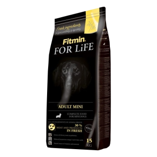 Fitmin dog for life Mini 15kg