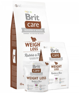 Brit care weight loss rabbit
