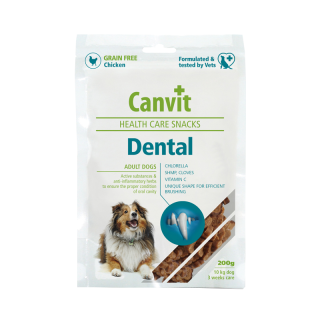 Canvit Snack dental 200g