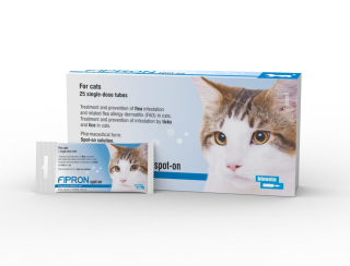 Fipron spot-on cat 0,50ml