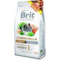 Brit animals chinchila compl. 1,5kg