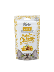Brit care snack cat truffles Cheese 50g
